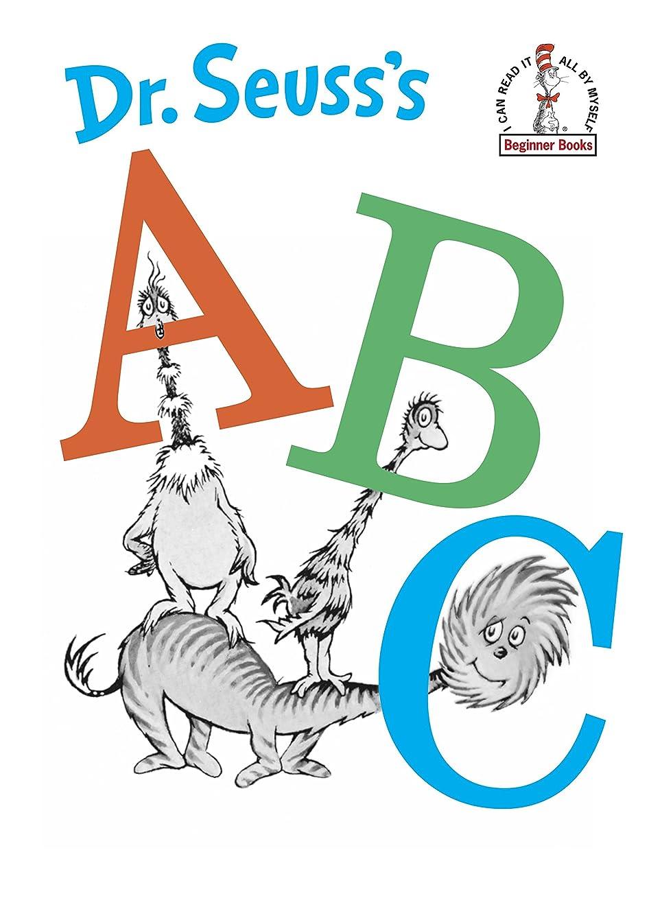 ショット廃止特定のDr. Seuss's ABC (Beginner Books(R)) (English Edition)