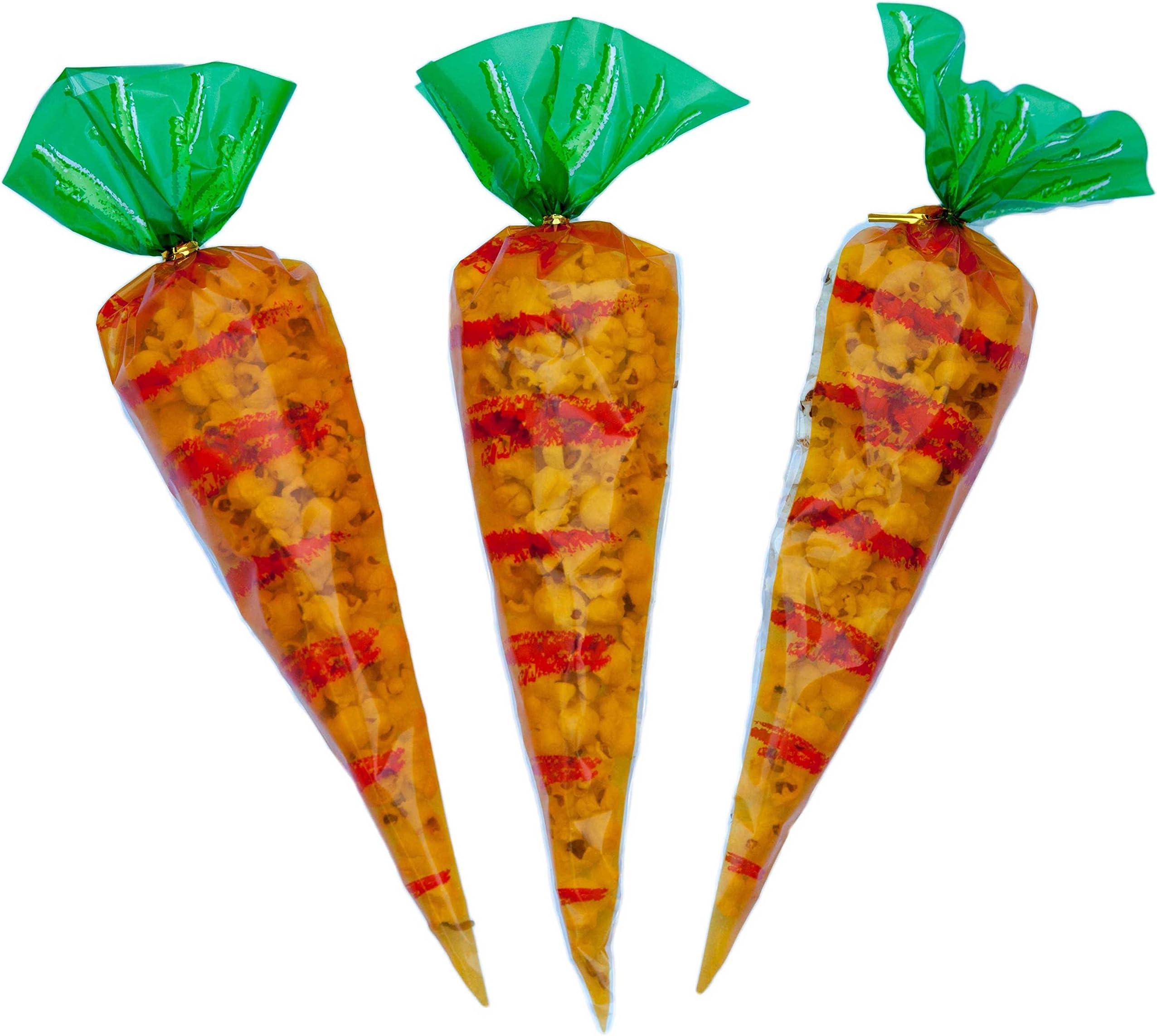 PUL Lined Bag Sugar City Collection Purple Carrots Carrots Orange Carrots Flat Bottom Pouch w PUL Carrot Bag