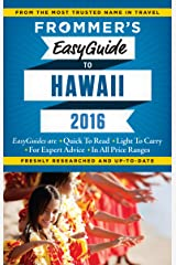 Frommer's EasyGuide to Hawaii 2016 (Easy Guides) Kindle Edition