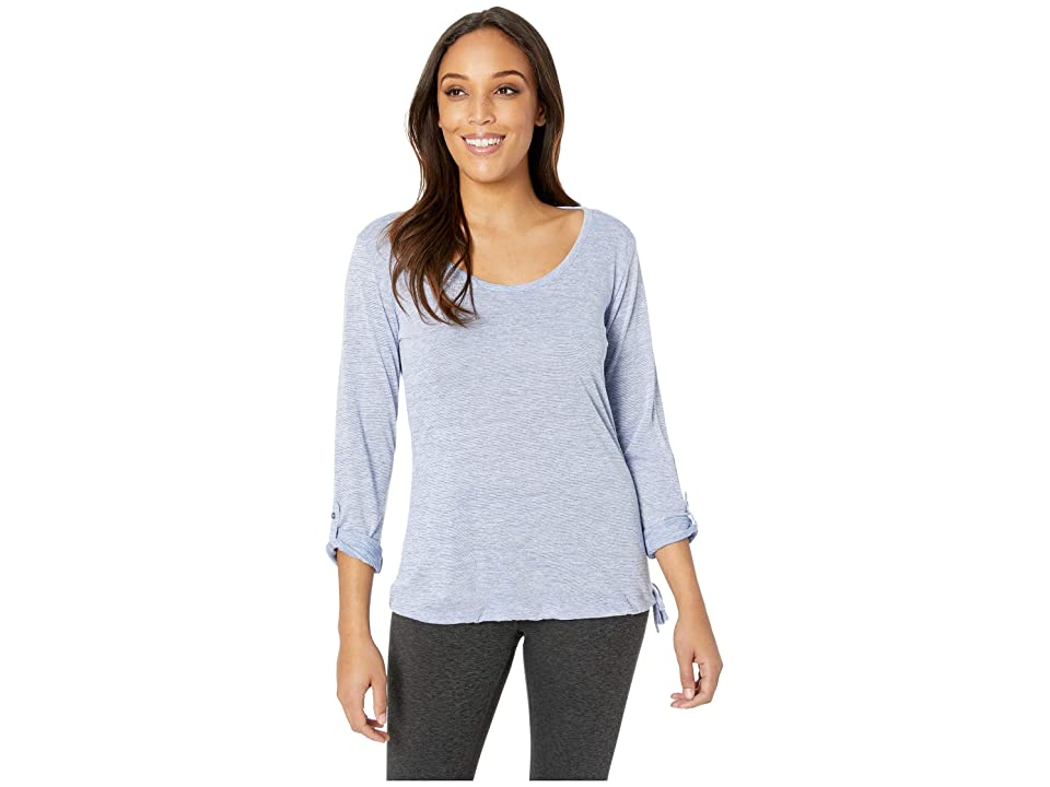 Columbia Kickin It Solid Pullover (Arctic Blue) Women