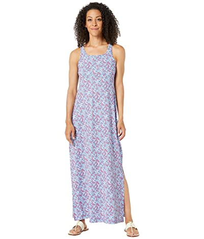 Columbia Freezertm Maxi Dress (Vivid Blue Liberty Floral) Women