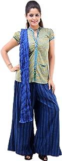 Vastra Vinod Women's Casual Wear Classic Cotton Ethnic Set