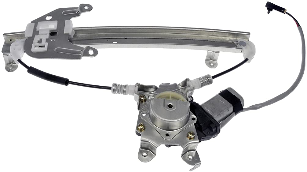 Dorman 741-778 Rear Passenger Side Replacement Power Window Regulator with Motor for Infinity I30/Nissan Maxima