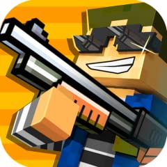 Worldwide FPS game Pixel Shooting Craft Battle Multiplayer