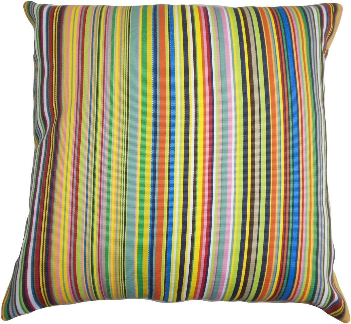 The Pillow Collection Ranking TOP8 New product! New type Kaili Throw Stripes Cover Outdoor