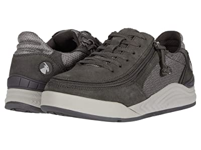 BILLY Footwear Comfort Classic Lo (Charcoal/Grey) Men