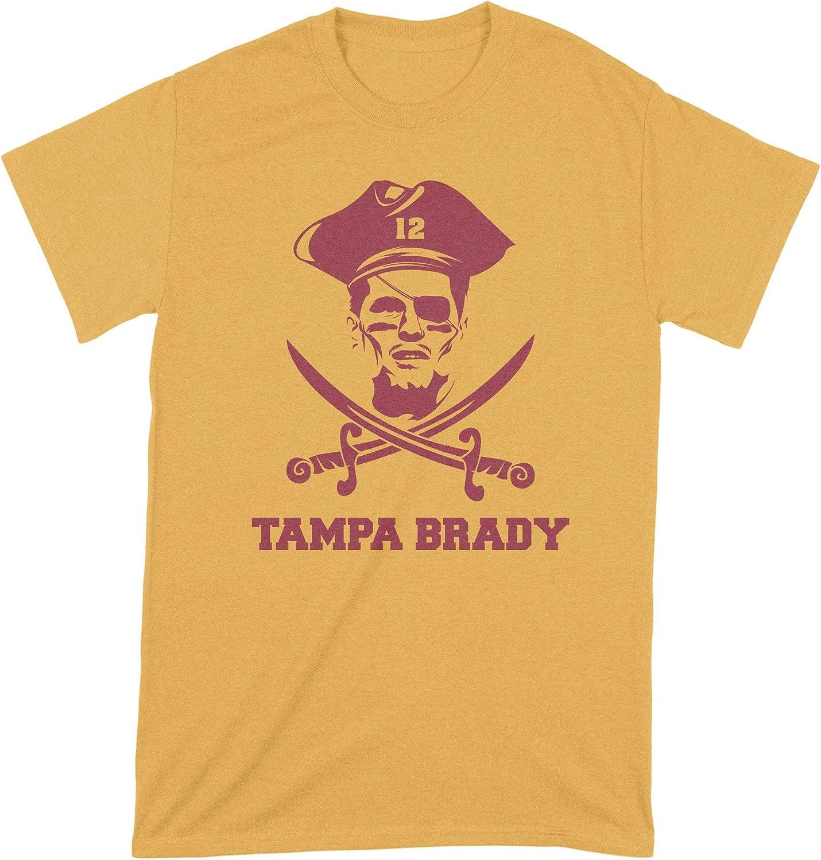 Brady Buccaneers T Shirt Tampa Shirt Bucs Tshirt