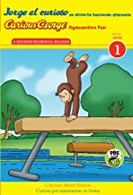 Jorge el curioso se divierte haciendo gimnasia/Curious George Gymnastics Fun Bilingual (CGTV Reader) (English Edition)