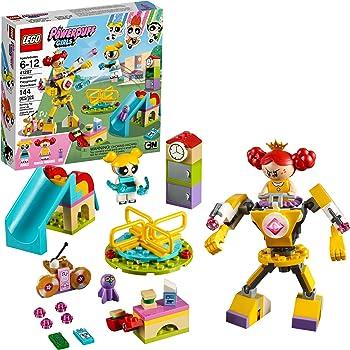 144-Piece Lego The Powerpuff Girls Bubbles Playground Showdown Kit