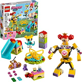 LEGO The Powerpuff Girls Bubbles' Playground Showdown 41287 Building Kit (144 Pieces)
