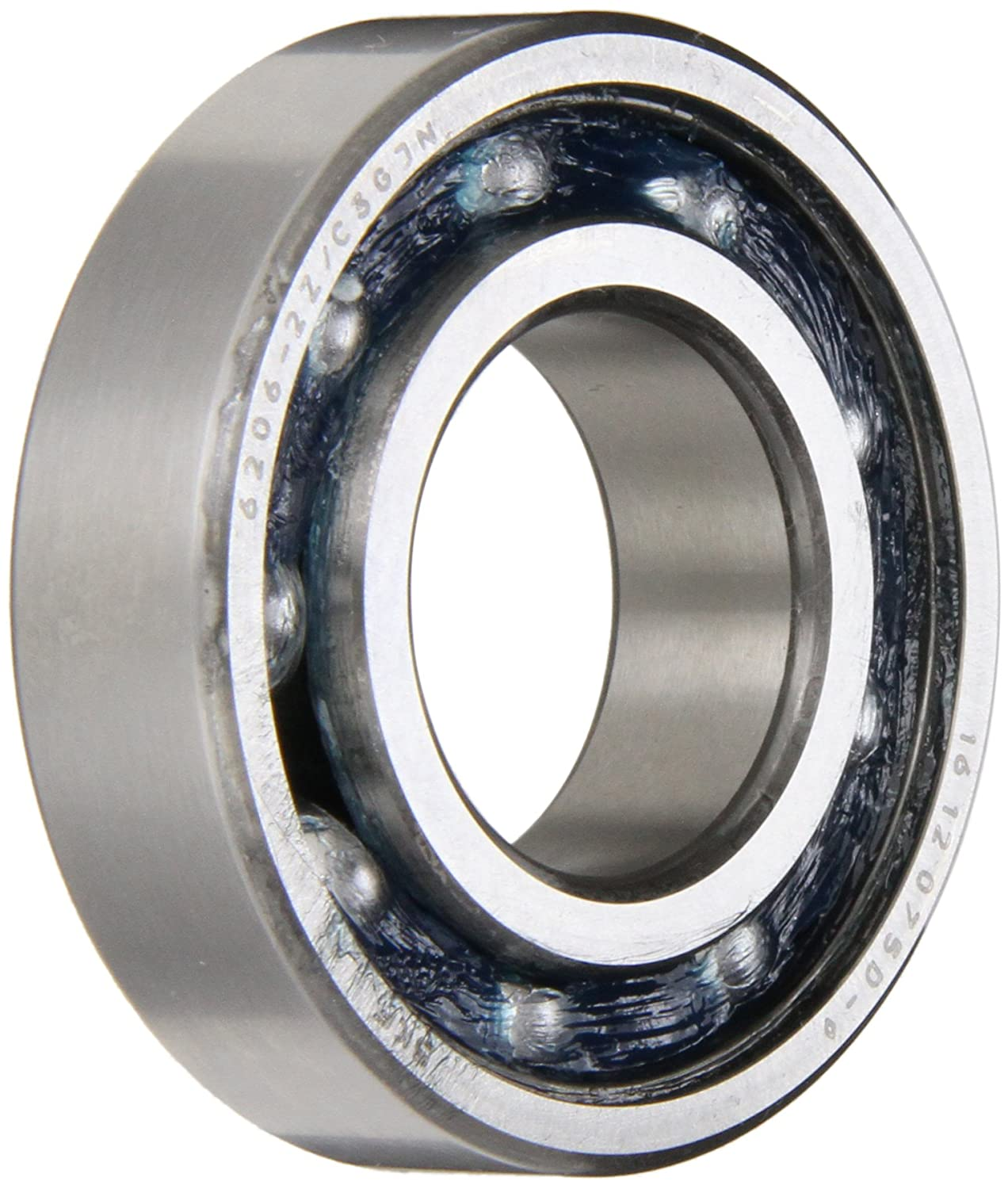 SKF 6208-Z Clearance SALE Limited Al sold out. time Radial Bearing Single Groove ABEC Row Design Deep