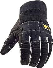 Men's FX3 Extreme Dexterity Slip-On All-Purpose Work Gloves, Touchscreen, Large (Wells Lamont 7851L)