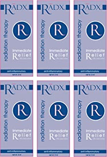 Radx - Oncology Therapy Cream Packets - Burn Relief, Chemo and Radiation Skin Care - 2 oz