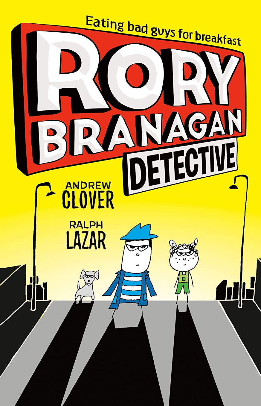 故障中快適小川Rory Branagan: Detective #1 (English Edition)