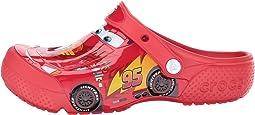 CrocsFunLab Cars Lightning McQueen Clog (Toddler/Little Kid)
