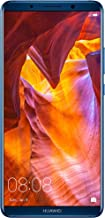 """Huawei Mate 10 Pro Unlocked Phone, 6"""" 6GB/128GB, AI Processor, Dual Leica Camera, Water Resistant IP67, GSM Only - Midnigh..."""