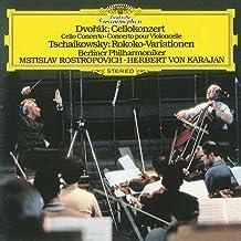 Dvorak Cello Concerto Et Al. Rostropovich