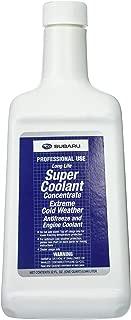 SUBARU Genuine SOA868V9260 Super Coolant Concentrate, 1 Quart Bottle, 1 Pack