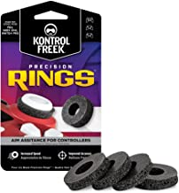 KontrolFreek Precision Rings   Aim Assist Motion Control for PlayStation 4 (PS4), Xbox One, Switch Pro and Scuf Controller