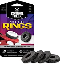 KontrolFreek Precision Rings | Aim Assist Motion Control for PlayStation 4 (PS4), Xbox One, Switch Pro and Scuf Controller