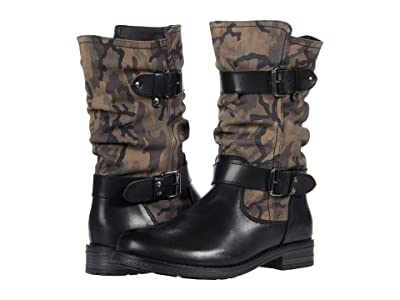 Eric Michael Noelle (Camo/Black) Women