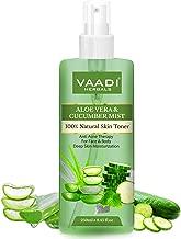 Vaadi Herbals Pvt Ltd Aloe Vera & Cucumber Mist - 100% Natural Skin Toner, 250 ml