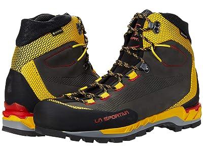 La Sportiva Trango Tech Leather GTX (Black/Yellow) Men