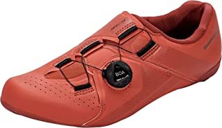 Shimano RC3 (RC300) SPD-SL Shoes Size 44 Red
