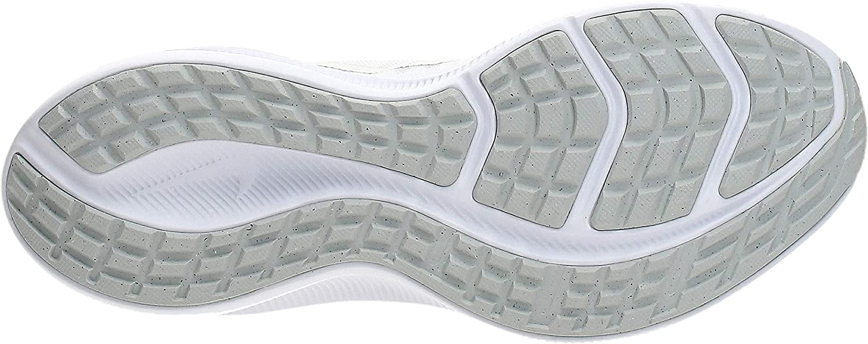 Nike Wmns Downshifter 10, Scarpe da Corsa Donna White Metallic Silver Pure Platinum