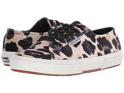 Superga 2750 Fanvelw (Leopard) Women