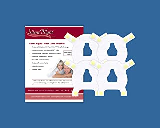 Silent Night CPAP Mask Liners (Nasal (One-Size-Fits-Most))