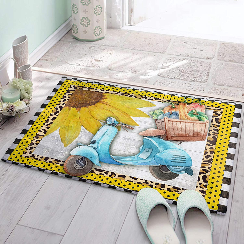 Womenfocus Sale New arrival item CozyPlushDoormats 24x35in AbsorbentCushionedKitc