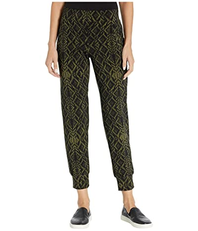 KAMALIKULTURE by Norma Kamali Jog Pants (Olive Sweater) Women