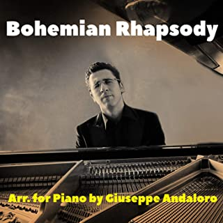 Bohemian Rhapsody (Arr. Andaloro for Piano Solo)