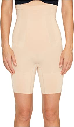 Oncore High Waisted Mid-Thigh Shorts