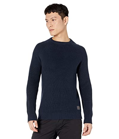 Selected Homme Irving Crew Neck Sweater (Sky Captain) Men