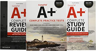CompTIA A+ Complete Certification Kit: Exam Core 1 220-1001 and Exam Core 2 220-1002