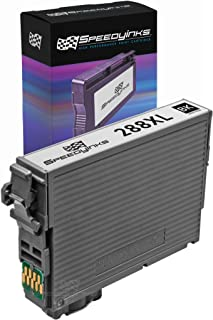 Speedy Inks Remanufactured Ink Cartridge Replacement for Epson T288XL120 ( Black , 1-Pack )