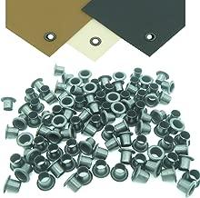 QuickClip Pro Mil-Spec Kydex Eyelets GS 8-8, Brass Black Oxide 1/4