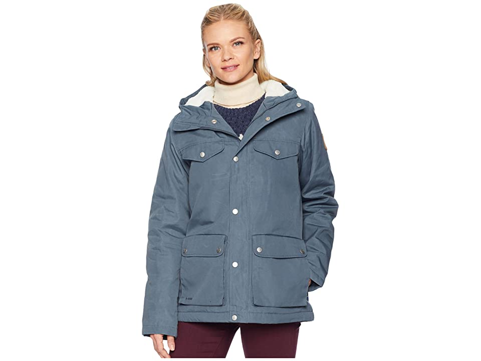 Fjallraven Greenland Winter Jacket (Dusk) Women