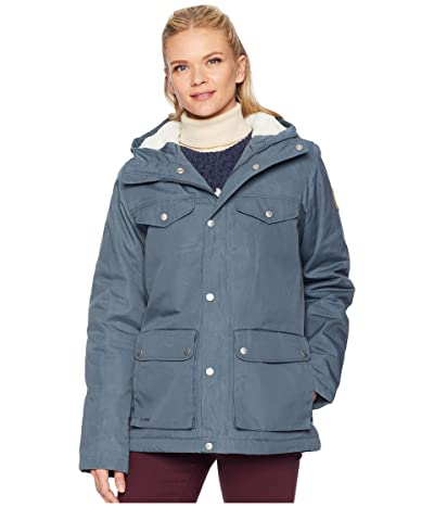 Fjallraven Greenland Winter Jacket (Dusk) Women