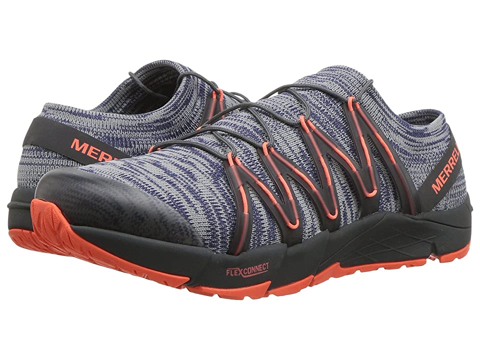 Merrell Bare Access Flex Knit (Blue Depths) Women