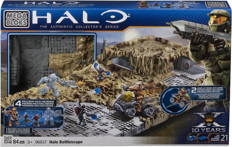 Mega Bloks 96837 - Halo Battlescape B004FPHIGA  Schön       In hohem Grade geschätzt und weit vertrautes herein und heraus
