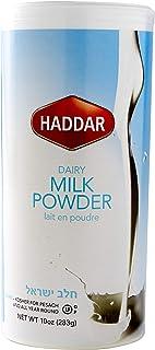 Sponsored Ad - Haddar Kosher Dairy Milk Powder, 10oz Resealable Canister, Non-Fat Dry Milk Powder, Cholov Yisroel