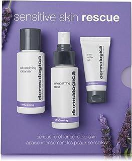 کیت نجات پوست حساس Dermalogica - مجموعه شامل: شستشوی صورت ، تونر و مرطوب کننده صورت - مراقبت از پوست برای آرامش ، آرامش و به حداقل رساندن تحریک
