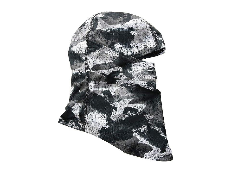 Spyder T-Hot Pivot Balaclava (Camo Distress Print/Camo Distress Print) Knit Hats