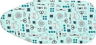 comprar comparacion Tabla de planchar de sobremesa Beldray® LA023735SEW, 76 x 33 cm, estampado de costura
