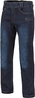 Helikon-Tex Heren Greyman Tactisch Jeans Denim Mid Donkerblauw