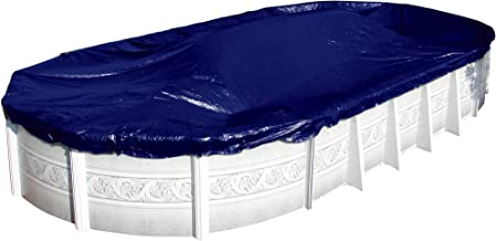 Harris 10-Year Economy Winter Cover for 15'x30' Above Ground Oval Pool