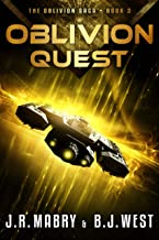 Oblivion Quest: A Military Science Fiction Space Opera Epic (The Oblivion Saga Book 3)